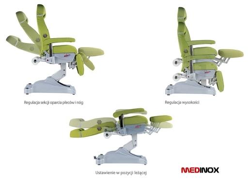 stół zabiegowy wielofunkcyjny MR