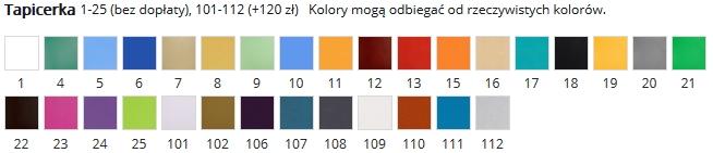kolory tapicerki jfg